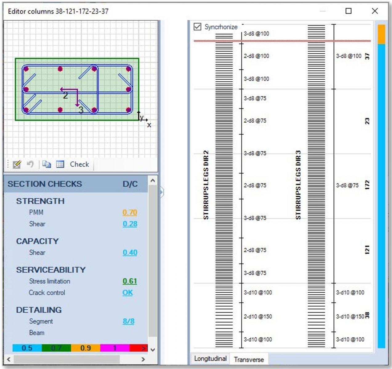 Design Wizard | VIS Concrete Design Software
